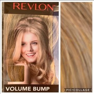 Ready to wear hair bump wig Frosted